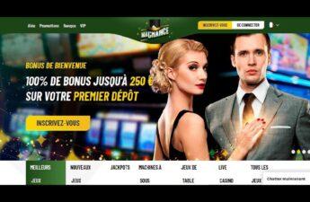 casino ma chance